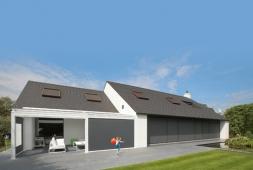 Store de protection solaire résistant au vent - Fixscreen®